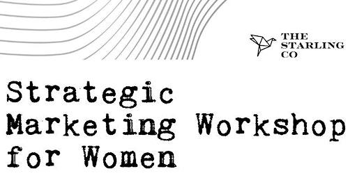 Workshop de Marketing Estratégico para Mujeres