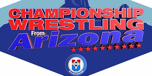 3/15 - Championship Wrestling from Arizona - THE GRAND CANYON CLASH (TV tapings)