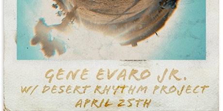 Gene Evaro Jr. tickets