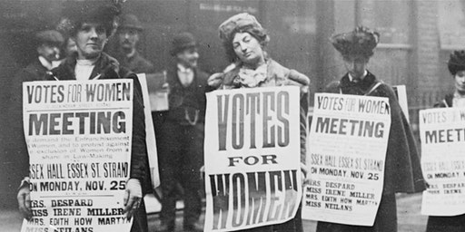 Your Vote Your Voice: The 19th Amendment & Engaged Voters 100 Years Later
