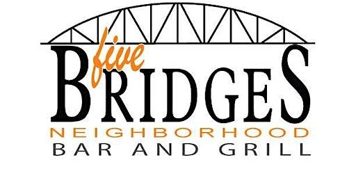 Mic Drop Comedy Presents Francois Weber at Five Bridges Bar & Grill