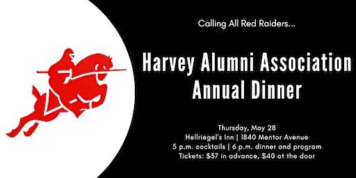 Harvey Alumni Association's Annual Dinner