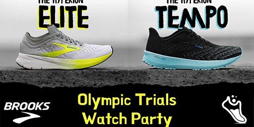 Trials, Smiles & Brooks: Olympic Marathon Trials Watch Party