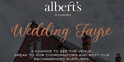 Albert's Standish Wedding Fayre