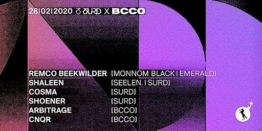 SURD x BCCO