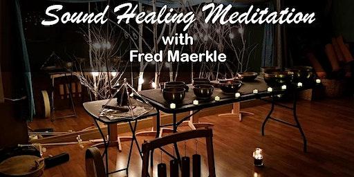An Evening of Sound Healing Meditation