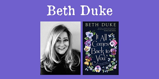 """Beth Duke - """"It All Comes Back to You"""""""