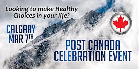 ISAGENIX - Post Canada Celebration Event tickets