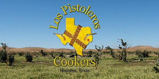 Los Pistoleros at the Southbelt Cook off 2020