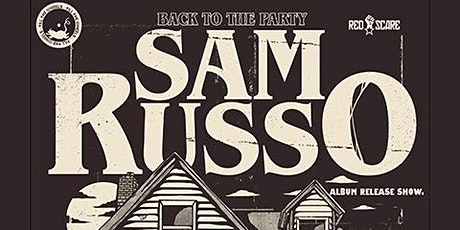 TTW presents Sam Russo Album Launch, Ramona (US), Jabber (US), Charmpit and Brazen Hussey tickets