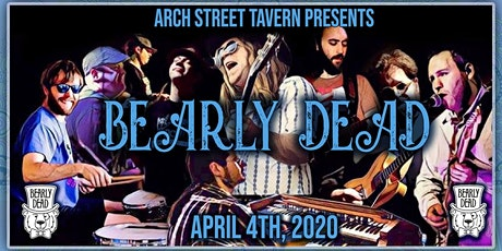Bearly Dead at Arch Street Tavern tickets