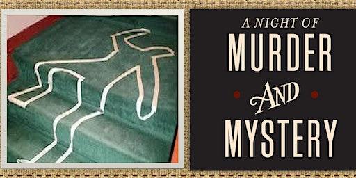 Murder Mystery Dinner 3/21/2020