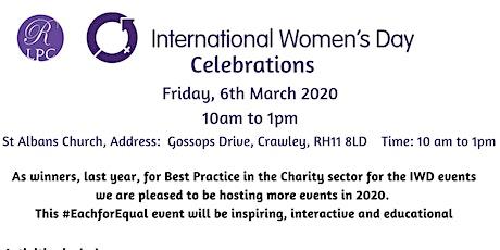 International Women's Day Celebrations 2020 IWD tickets