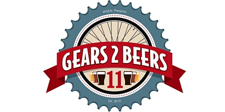 Gears to Beers Bicycle Tour 2020 tickets