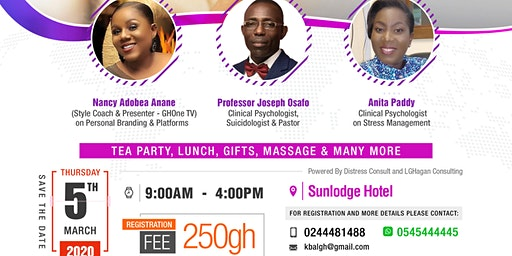 "The ""BURNOUT RETREAT"" - A Day Outing For PASTORS' WIVES"