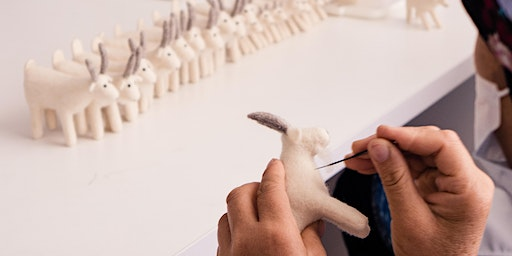 SOLD OUT - Adult Craft Session - Needle Felt Craft