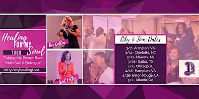 Healing For My Soul Tour- Hampton, VA