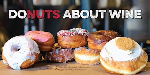 DoNUTS About Wine!
