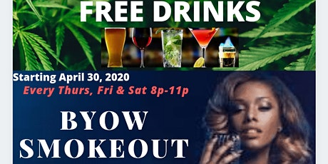 FREE DRINKS SMOKEOUT KARAOKE tickets