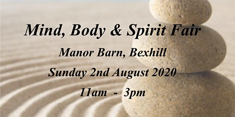 Mind, Body & Spirit Fair tickets