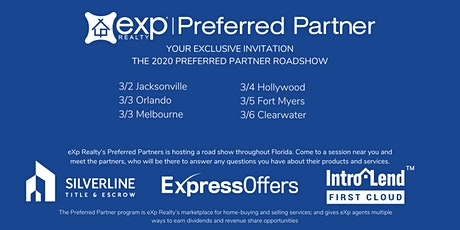 eXp Preferred Partner Roadshow: Hollywood, FL tickets
