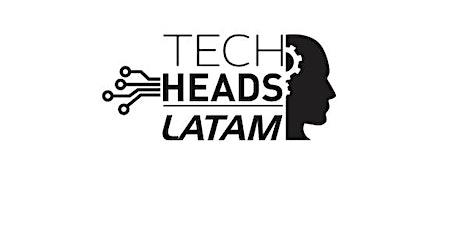 Q1 Tech Heads Latam Meetup - CDMX tickets