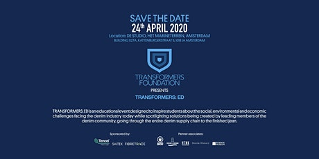 TRANSFORMERS ED - Amsterdam 24th April 2020 tickets