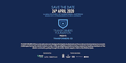 TRANSFORMERS ED - Amsterdam 24th April 2020