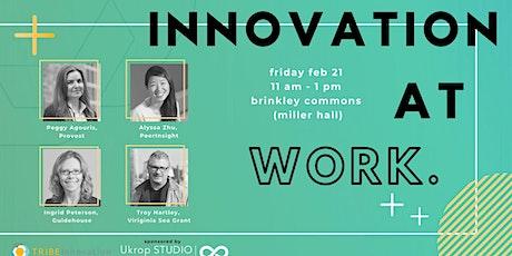 Innovation at Work 2020 tickets