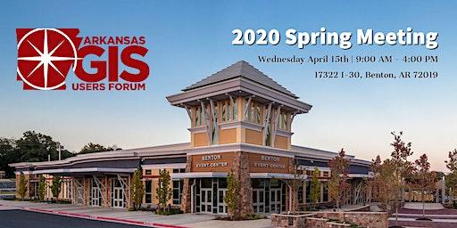 2020 Spring Meeting