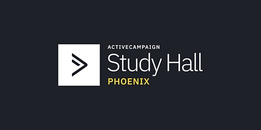 ActiveCampaign Study Hall   Phoenix