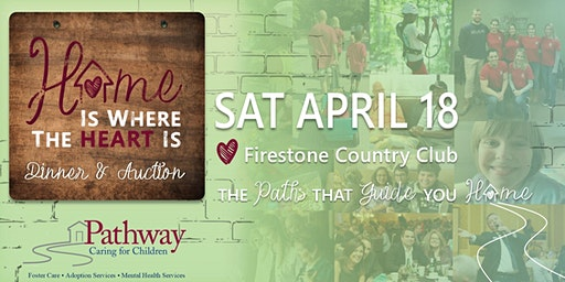 """Pathway's """"Home Is Where The Heart Is"""" Dinner & Auction"""