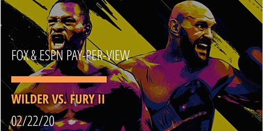 Wilder vs. Fury II Fight