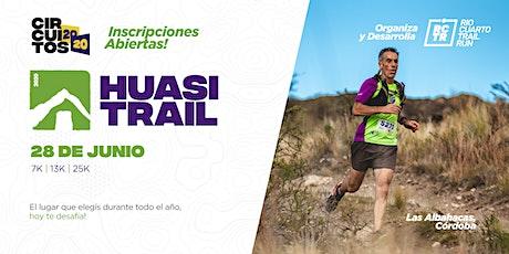 Huasi Trail entradas