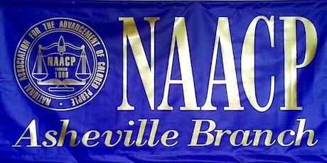 Asheville NAACP Freedom Fund Brunch tickets