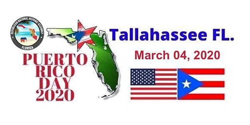 Puerto Rico Day at The Florida Capitol 2020