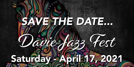 Davie Jazz Festival 2021 tickets