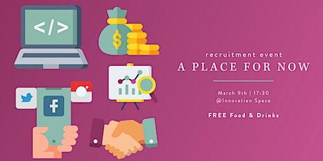 APFN Recruitment Event tickets