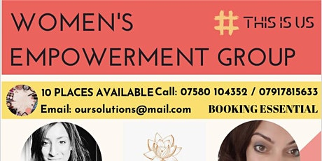 Women's Empowerment Course tickets