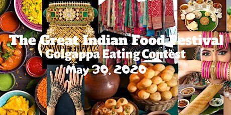 The Great Indian Food & Fashion Festival - Golgappa Eating Contest tickets