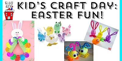 Kid's Craft: Easter Fun
