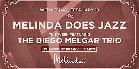 Melinda Does Jazz feat. The Diego Melgar Trio tickets