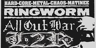 Ringworm, All Out War, Laid 2 Rest, Genocide Pact + More