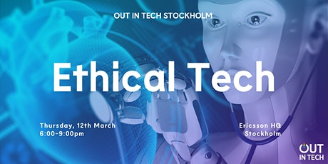 Out in Tech Stockholm | Ethical Tech tickets