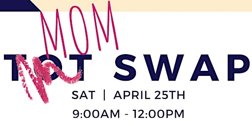 MOM SWAP at Reggio & Co. | Spring Sale
