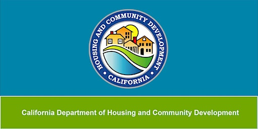 HCD 2020-2024 Fair Housing Statewide Kick Off Webinar