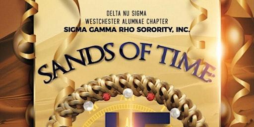Delta Nu Sigma | Sands of Time | 45th Anniversary Celebration
