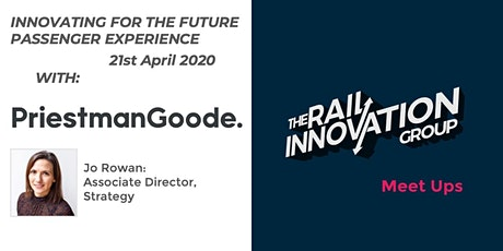Innovating for the Future Passenger Experience tickets