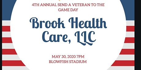 Send a Veteran to the Blowfish Game tickets