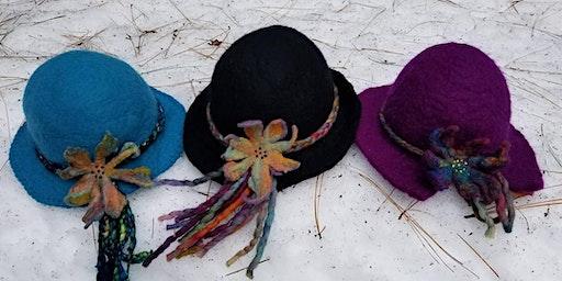 Fabulous Felted Hat Workshop